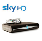 SKY HD SPAIN NEW SKY HD BOX MAIL ORDER