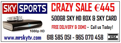 GATA DE GORGOS SPAIN - SKY TV - FREESAT TV