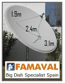 SKY TV SPAIN SATELLITE DISHES SPAIN