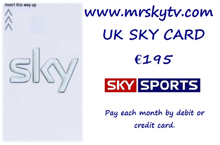 SKY CARDS MARBELLA BIG SATELLITE DISHES MARBELLA SKY TV MARBELLA FREESAT TV MARBELLA