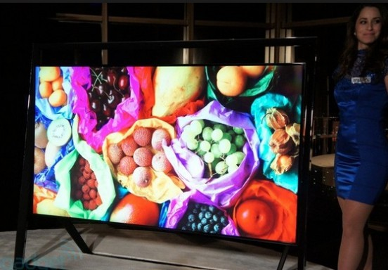 ULTRA HD TV 4K TELEVISION