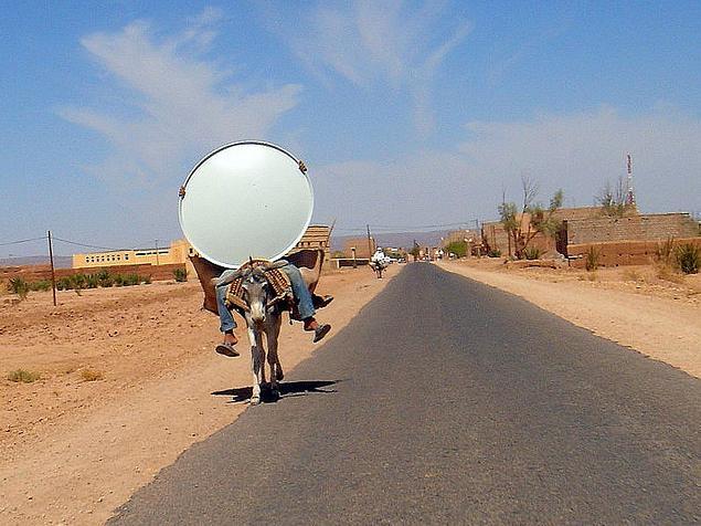 Big Satellite Dish Installers Spain 1 9 2 4 3 1 4m 5m 6m