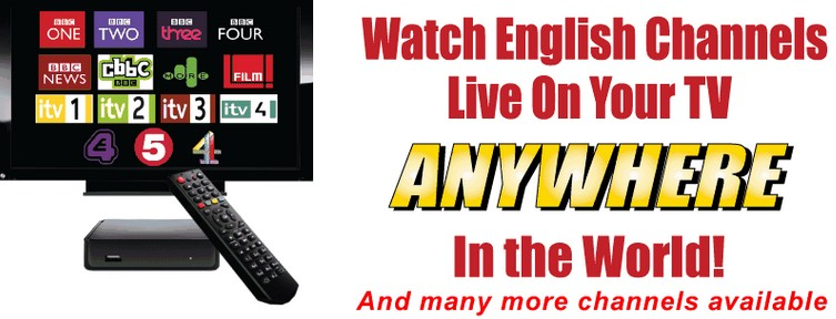 WATCH UK TV ANYWHERE UK IPTV BOX