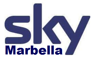 SKY TV MARBELLA - SKY CARDS MARBELLA - FREESAT TV MARBELLA