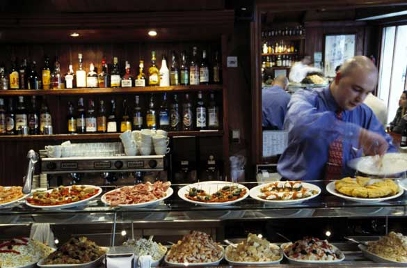 Torrevieja tapas guide - Pizzeria el muelle puerto real ...
