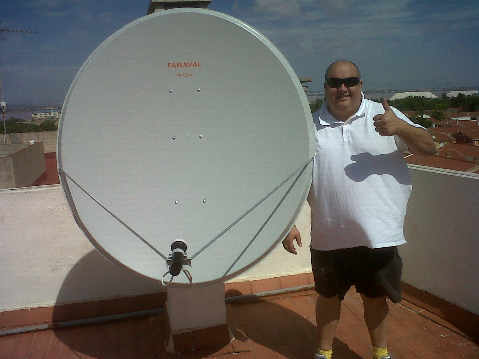 quesada satellite tv 1.4 famaval dish special offer HD Box Torrevieja Spain offer MAY